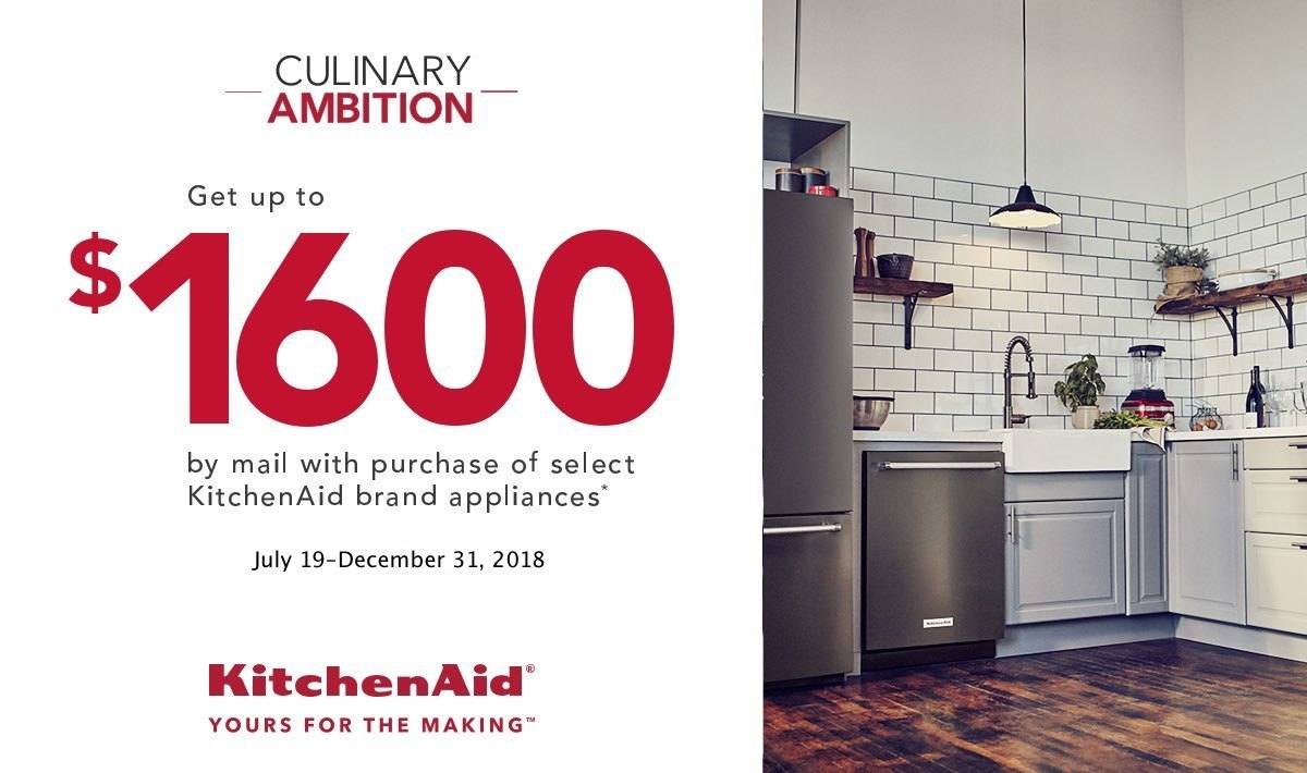 KitchenAid Culinary Ambition