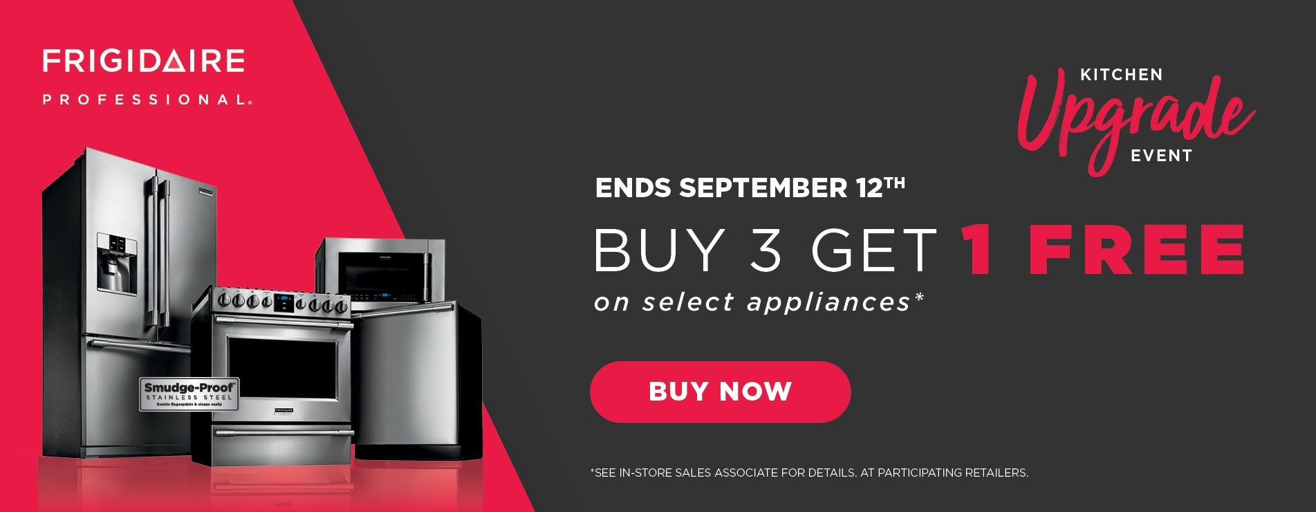 Frigidaire Buy 3