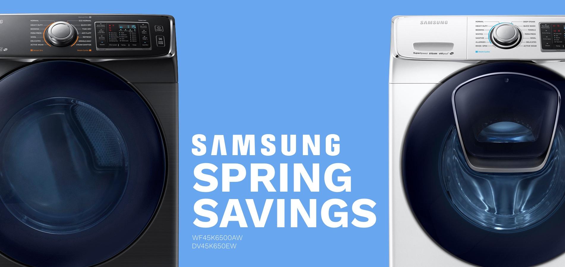 Samsung Spring Sale