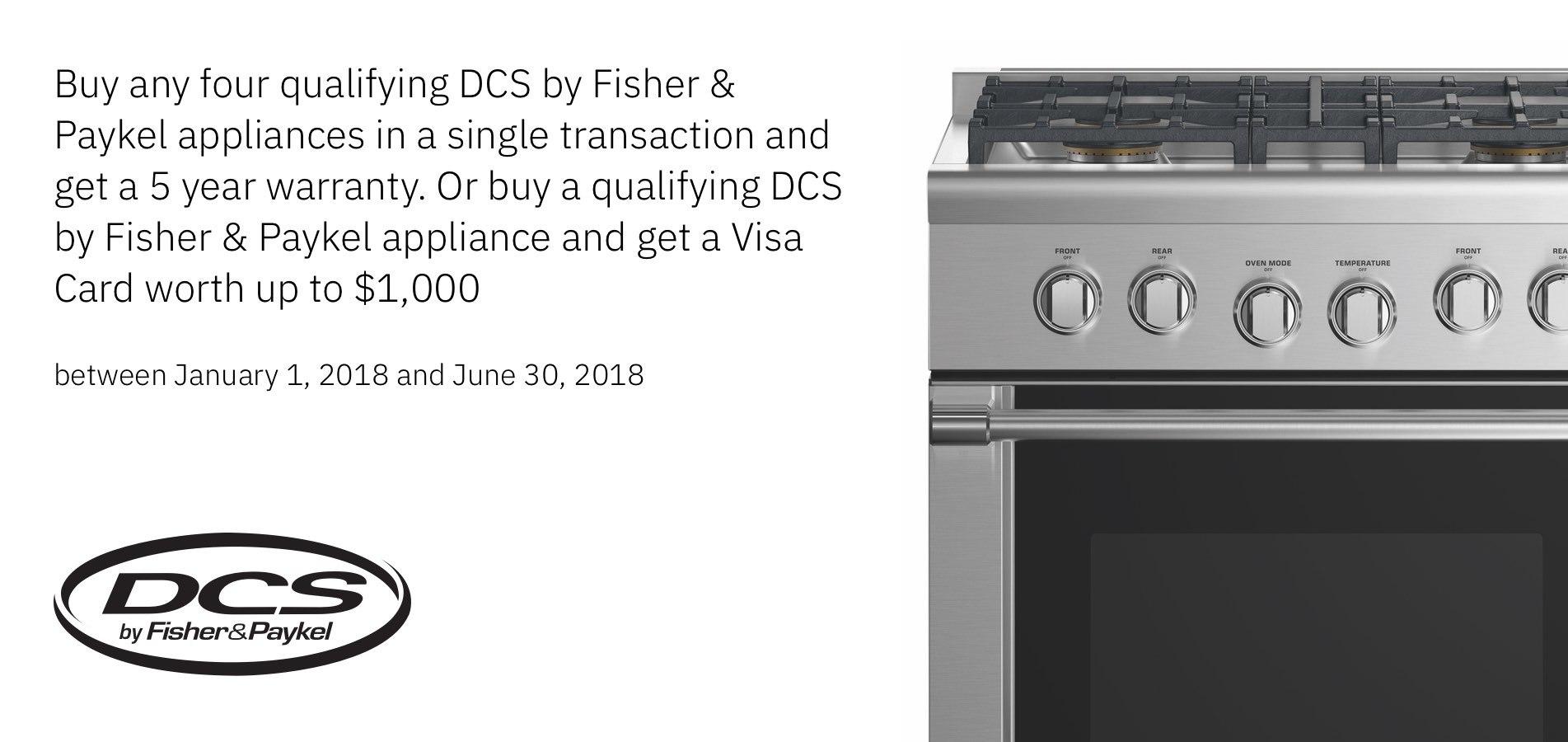 DCS Warranty