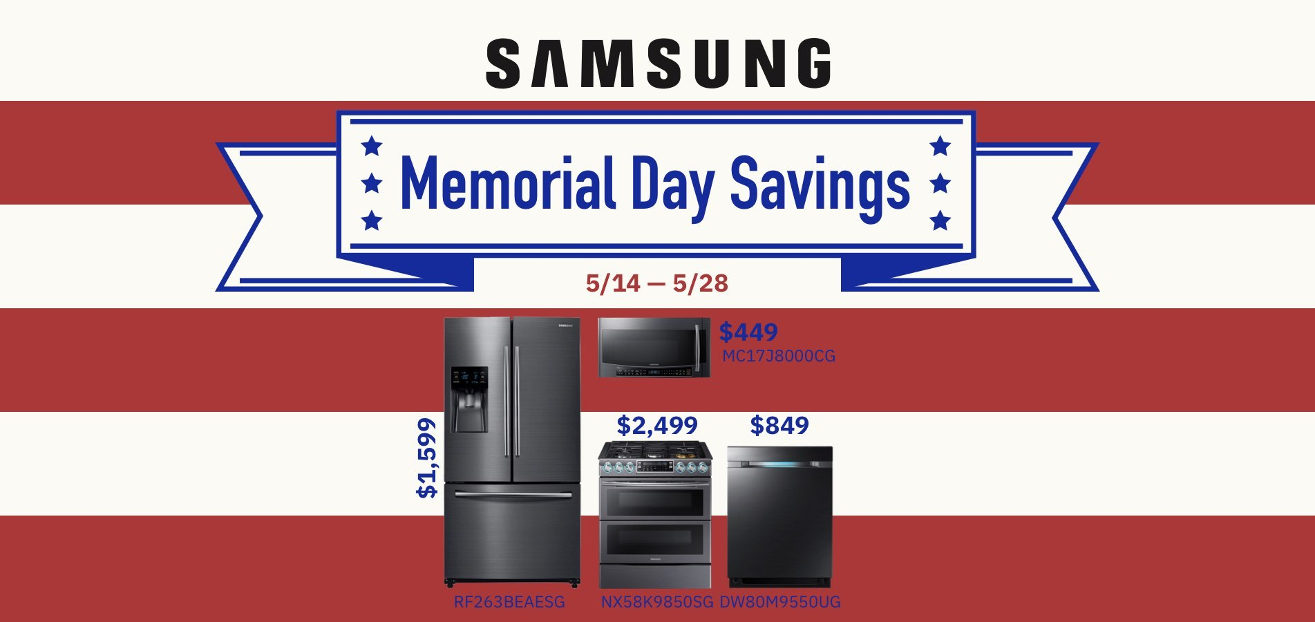 Samsung Memorial Day