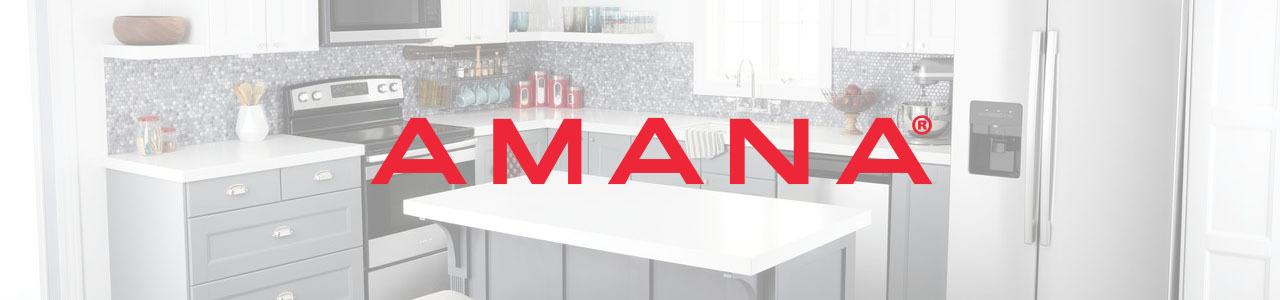 Amana Landing Page