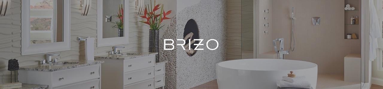Brizo Landing Page