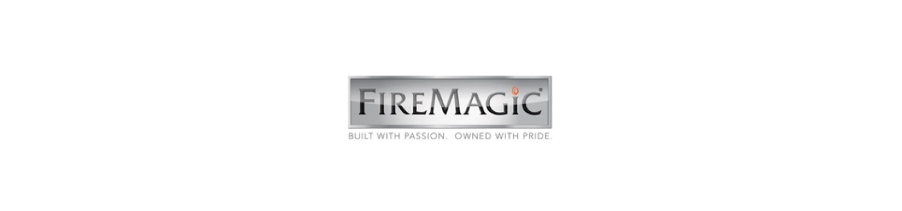 Fire Magic Grills Landing Page