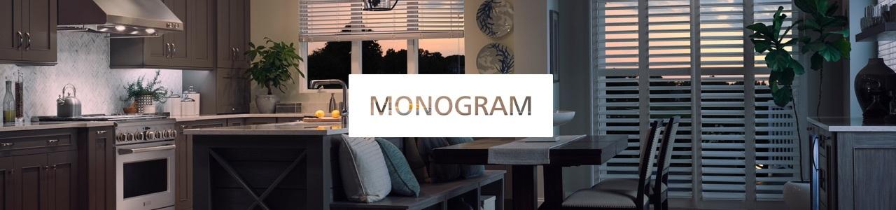 Monogram Landing Page