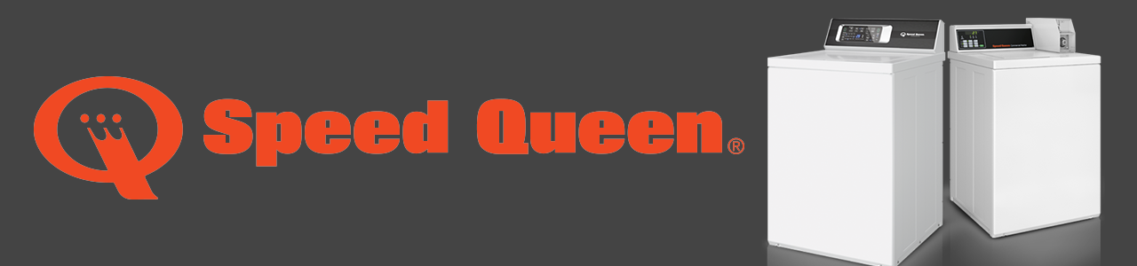Speed Queen Landing Page