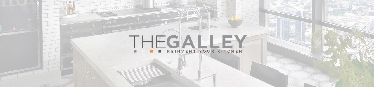 The Galley Landing Page