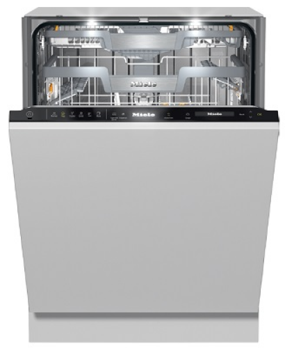 """Miele G 7596 SCVi AutoDos 24"""" Fully Integrated Dishwasher"""