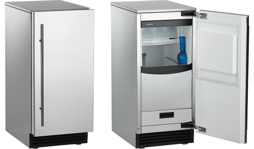Scotsman 15-inch under-counter ice machine