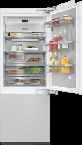 "Miele KF 2801 Vi 30"" Fully Integrated Refrigerator- Right Hinge"