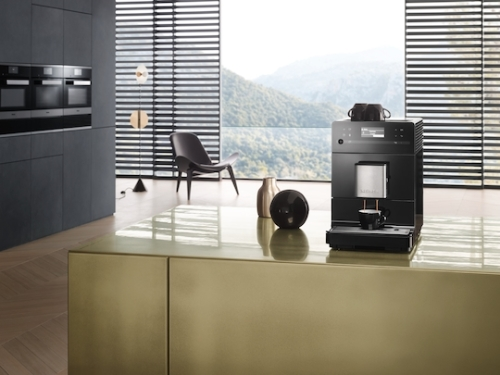 Model: 29530020USA   Miele CM 5300 BL Countertop Coffee System