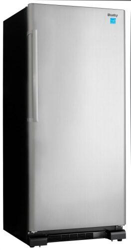 Model: DAR170A3BSLDD | Danby 17 Cu. Ft. Apartment Size Refrigerator