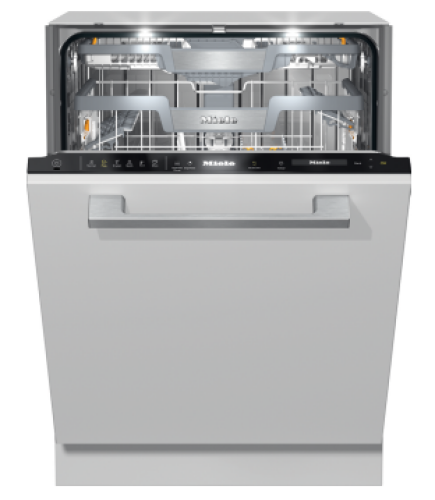 """Miele G 7566 SCVi AutoDos 24"""" Fully Integrated Dishwasher"""