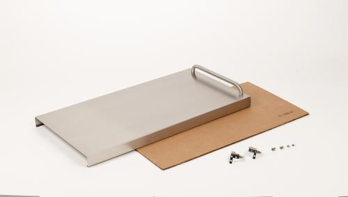 Model: K-SS   Scotsman Stainless Steel Wrap Around Door Sleeve Kit