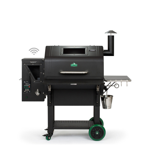 Green Mountain Grills LEDGE PRIME PLUS WIFI – BLACK