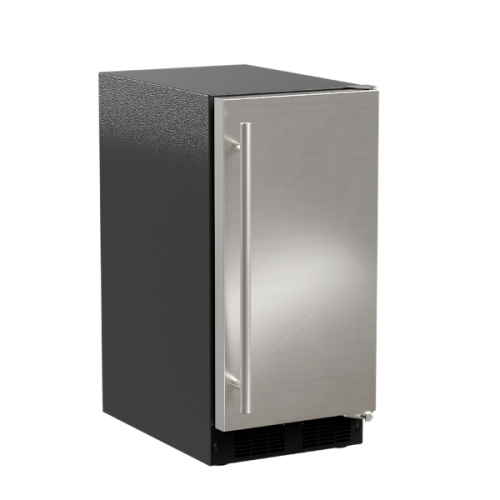 Marvel  15-IN LOW PROFILE BUILT-IN CLEAR ICE MACHINE WITH FACTORY-INSTALLED PUMP
