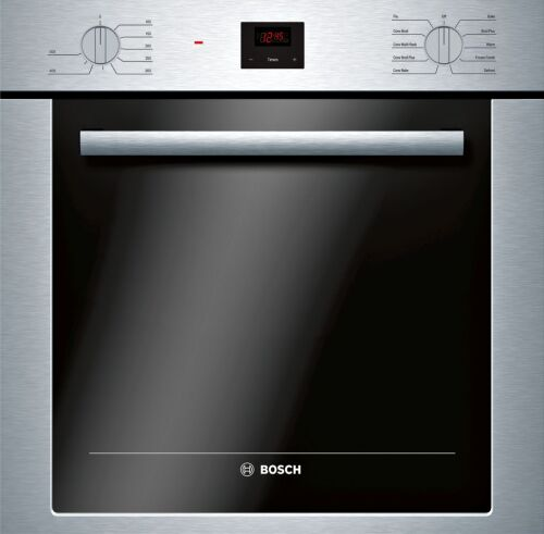 Bosch 500 Series Single Wall Oven24'' Stainless Steel