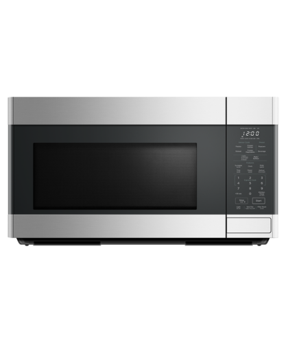 "Fisher and Paykel 30"" Wide Over the Range Microwave"