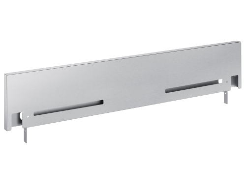 "Samsung 4"" Backguard for 30"" Slide in Range"
