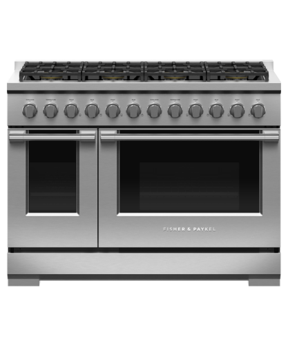 """Fisher and Paykel 48"""" Wide Gas Range - Natural Gas"""