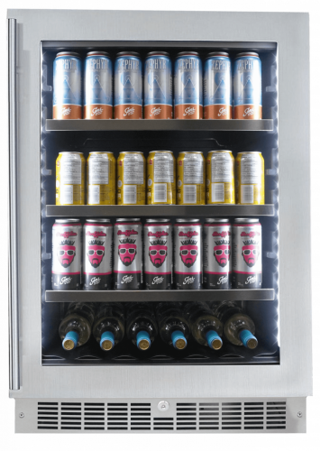 "Danby Silhouette 24"" SINGLE-ZONE BEVERAGE CENTER"