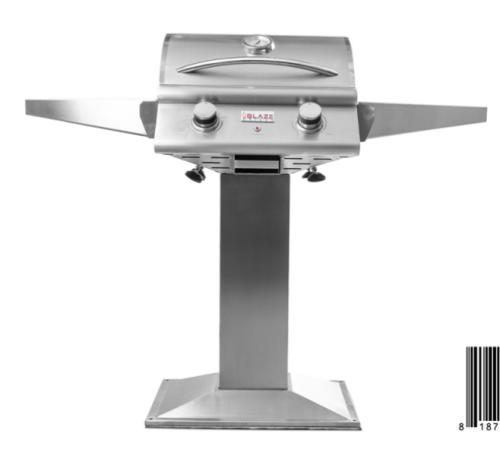 Blaze Grills Blaze Electric Pedestal Grill