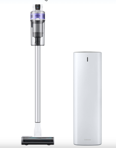 Model: VS15T7032P4 | Samsung Samsung Jet™ 70 Pet Cordless Stick Vacuum with Lightweight Design and Samsung Clean Station™