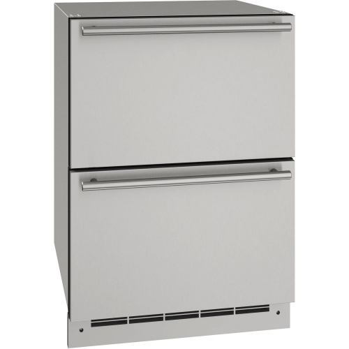 "U-Line 24"" Wide Outdoor Refrigerator Drawer"