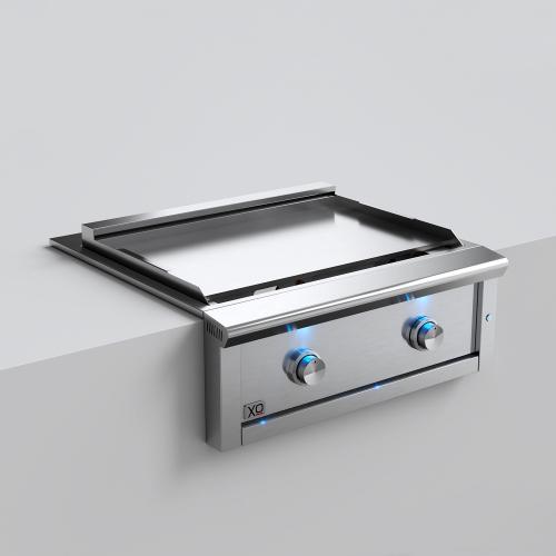 """XO Appliances 30 """"  Griddle - LP Gas"""