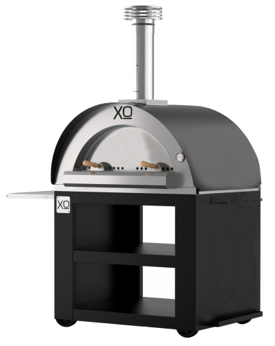 XO Appliances Pizza Oven Cart