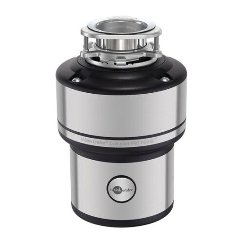 InSinkerator Evolution Pro 1100XL Garbage Disposal, 1.1 HP