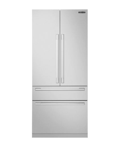 Signature Kitchen Suite by LG  36-inch Counter-Depth French Door Refrigerator