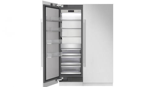 Signature Kitchen Suite by LG  24-inch Integrated Column Freezer