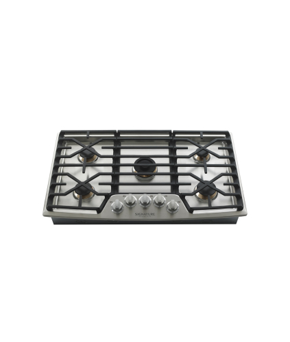 Signature Kitchen Suite by LG  30-inch Gas Cooktop