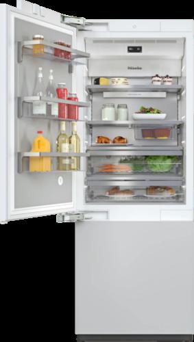 """Miele KF 2812 Vi 30""""MasterCool™  fridge-freezer- Left Hinge"""