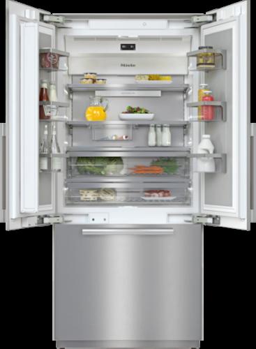 """Miele KF 2982 SF 36"""" MasterCool™  fridge-freezer- Left Hinge"""
