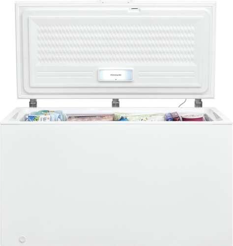 Model: FFCL1542AW | Frigidaire 14.8 Cu. Ft. Chest Freezer