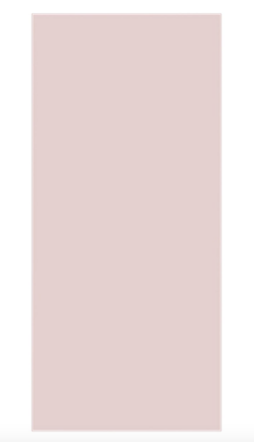 Samsung BESPOKE 4-Door Flex™ Refrigerator Panel in Rose Pink Glass - Bottom Panel