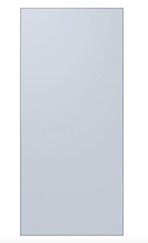 Samsung BESPOKE 4-Door Flex™ Refrigerator Panel in Sky Blue Glass (matte) - Bottom Panel