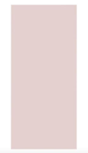 Samsung BESPOKE 4-Door Flex™ Refrigerator Panel in Rose Pink Glass - Top Panel