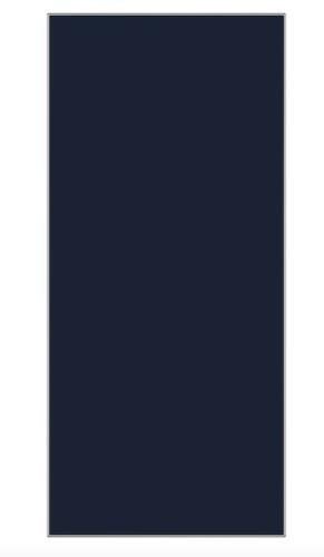Samsung BESPOKE 4-Door Flex™ Refrigerator Panel in Navy Glass - Top Panel