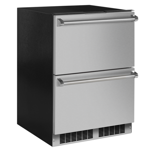 Marvel  24-IN PROFESSIONAL BUILT-IN REFRIGERATED DRAWERS WITH ADJUSTABLE DIVIDERS