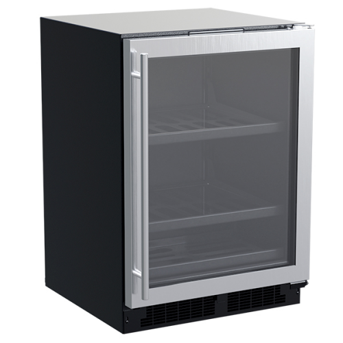 Marvel  24-IN BUILT-IN BEVERAGE CENTER WITH 3-IN-1 CONVERTIBLE SHELVES