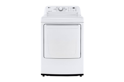 LG 7.3 cu. ft. Ultra Large Capacity Top Load Gas Dryer with Sensor Dry Technology