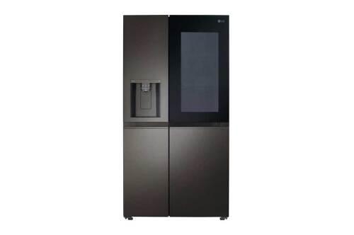 LG 27 cu. ft. Side-By-Side InstaView™ Refrigerator
