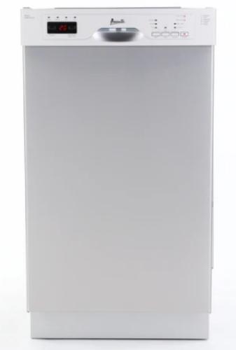 "Avanti 18"" Built In Dishwasher"