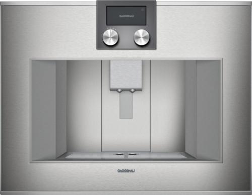 Gaggenau Fully Automatic Coffee Machine 400 series