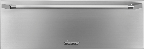 "Dacor Heritage 30"" Epicure Warming Drawer, in Stainless Steel with Chrome Trim"