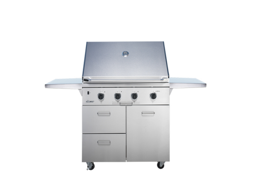 "Model: OBS36/NG | Dacor  36"" Built in Outdoor Grill with Sear Burner -  Natural Gas"