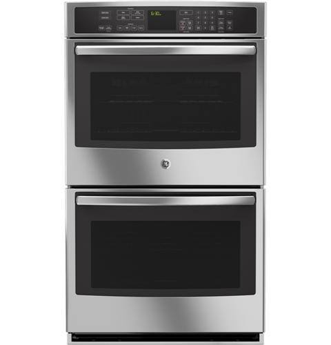 """GE Profile GE Profile™ Series 30"""" Built-In Double Convection Wall Oven"""